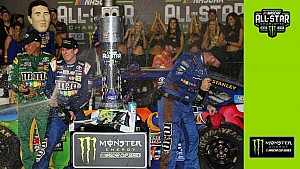 Recap: Busch brings home the big bucks in the All-Star race
