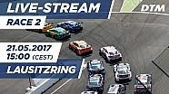 Live: Race 2 (Multicam) - DTM Lausitzring 2017