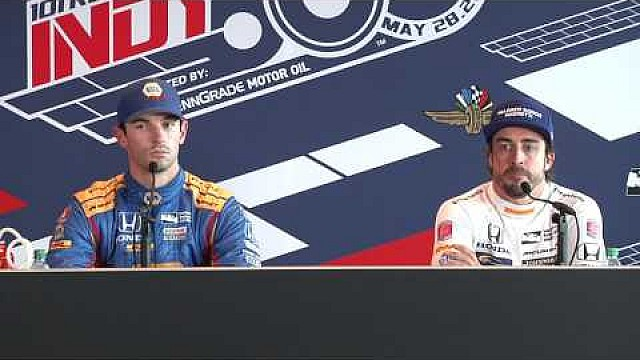 Indy 500: Qualifying, PK Alonso & Rossi