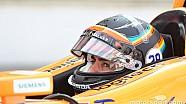 Alonso, quinto en la sesión clasificatoria de Indianápolis