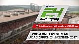 Livestream: 24h del Nürburgring 2017