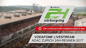 Live: 24 Hours of Nürburgring Race