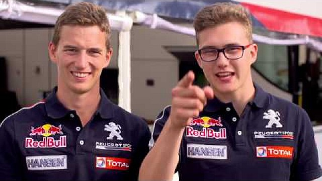 Join the Hansen brothers at Cape town RX!