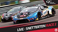 Race 2 - British GT - Snetterton