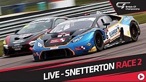 Race 2 - British GT - Snetterton