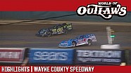 World of Outlaws Craftsman late models Wayne County speedway May 27, 2017 | Highlights