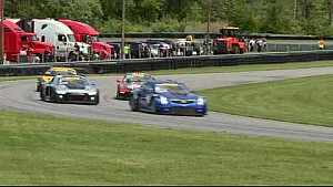 2017 PWC Lime Rock Park SprintX Rd.6 highlights
