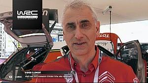 WRC 2017: Kim kimdir? - Didier Clement