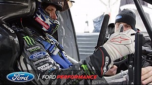 Fine-Tuning the Focus RS RX: Driver | Chasing the championships | Ford Performance