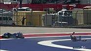 Kecelakaan Maverick Vinales di Austin