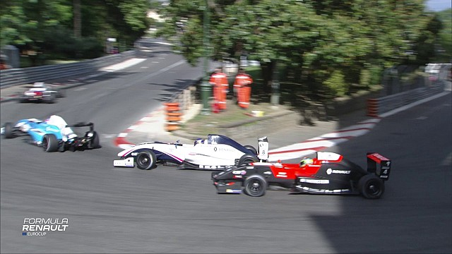 Formula Renault Eurocup : Highlights Course 1 - Pau (2017)