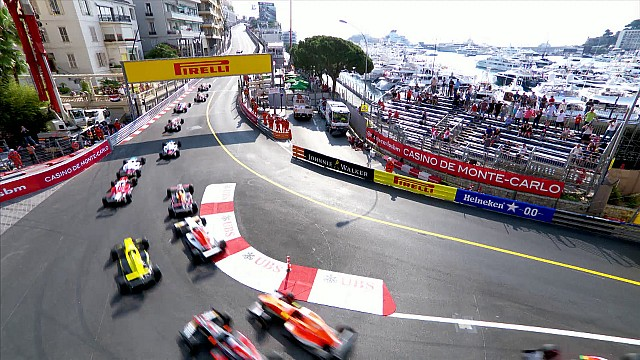 Formula Renault Eurocup : Highlights Course 1 - Monaco (2017)