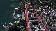 Formule E, le circuit prévu de Zürich
