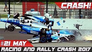 Week 21 May 2017 racing and rally crash compilation