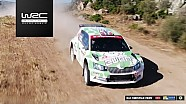 WRC - İtalya Rallisi 2017 2017: WRC 2 Cuma özet