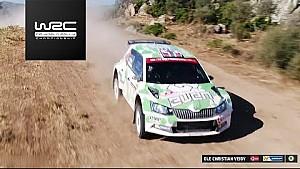 WRC 2 - Rally Italia Sardegna 2017: WRC 2 Highlights Friday