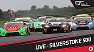 Live: Silverstone 500 - British GT 2017