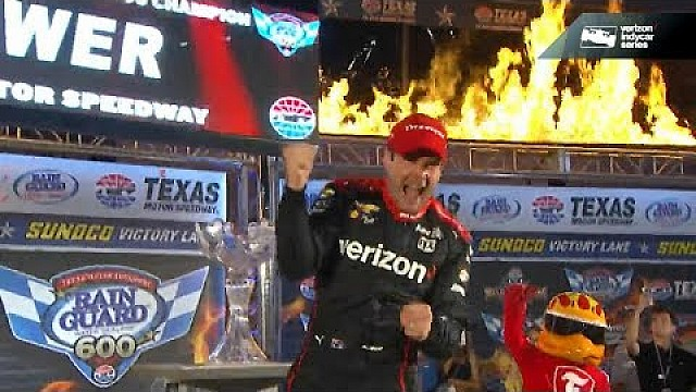 Highlight IndyCar Texas 2017