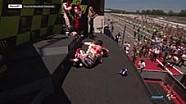 Marc Marquez terjatuh di podium Catalunya