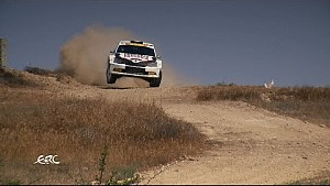 Cyprus rally - Qualifying stage highlights