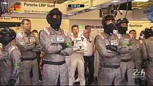 Le Mans 24 Saat 2017 - 11:10 Porsche #1 sorun yaşıyor