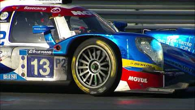 24h Le Mans: Highlights, 6-8 Uhr