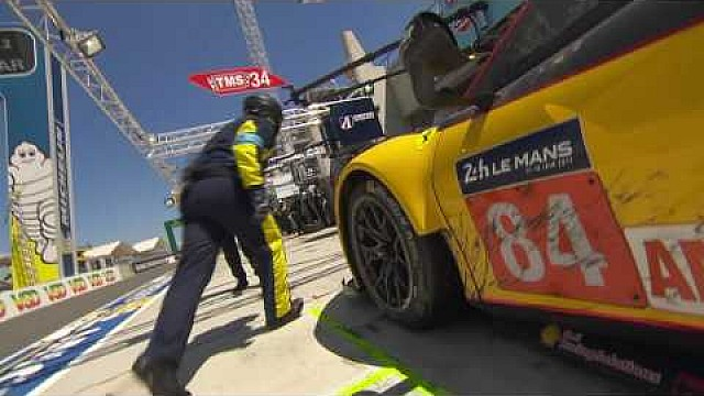 24h Le Mans: Highlights, 12-14 Uhr