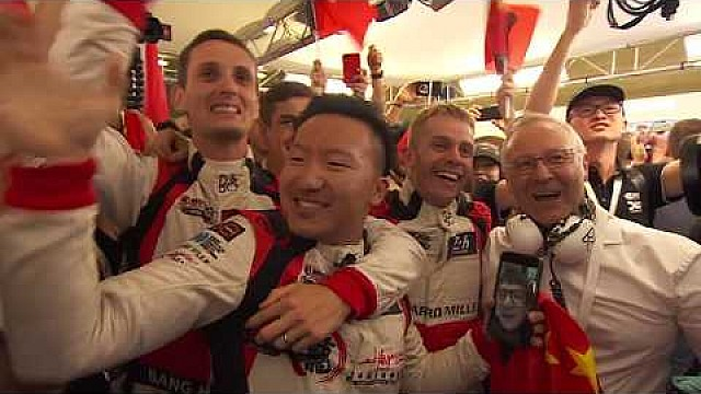 24h Le Mans: Highlights, 14-15 Uhr
