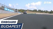 DTM Budapest 2017 - René Rast (Audi RS5 DTM) - Re-live onboard (Race 2)