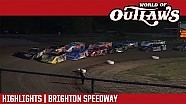World of Outlaws Craftsman late models Brighton speedway June 17, 2017 | Highlights