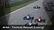 Formula Renault Eurocup : Monza 2. yarış özet