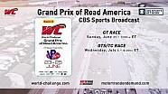 2017 CBS promo Road America Grand Prix