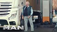 Witzige Truck-Werbung von MAN