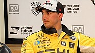 Graham Rahal Road America news conference