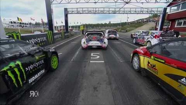 Holjes: Finale, Supercars