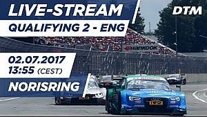 2. Yarış sıralama turları - DTM Norisring 2017