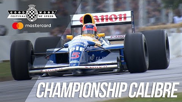 Goodwood: Williams FW14B