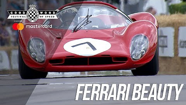 Goodwood: Ferrari P3/4
