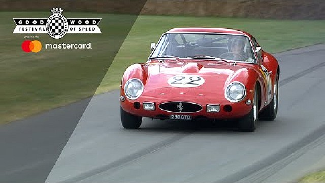 Goodwood: Ferrari 250 GTO