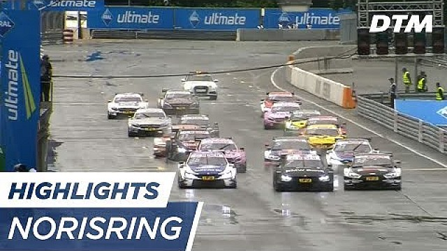Norisring: Highlights, 1. Rennen