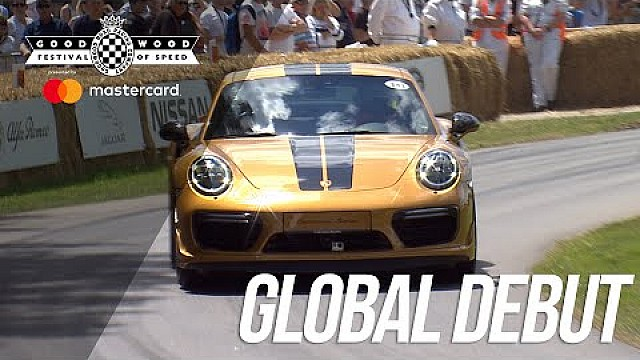 Goodwood: Porsche 911