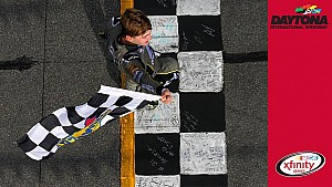 Recap: Byron claims first career Daytona victory