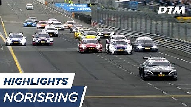 Norisring: Highlights, 2. Rennen