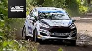 WRC 2017 Polonya Rallisi: JWRC Cumartesi özet