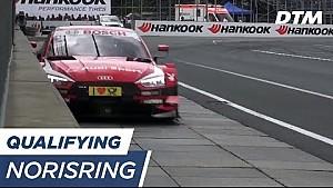 DTM Norisring 2017 - Qualifying (race 2) - Re-live (English)