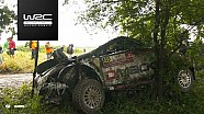 Rally Poland 2017: Choque de Osian Pryce