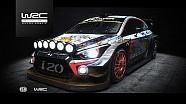 El trailer del WRC 7