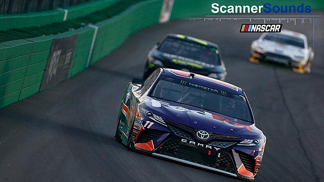 Hamlin: 'Tell his spotter I'm going to get him'