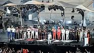 Londra'daki F1 Live organizasyonu özeti