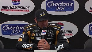 Truex: We definitely want those 15 playoff points